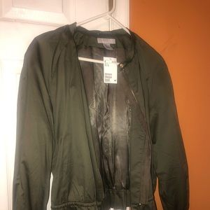 H&M slouch sleeve jacket